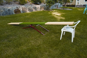 Agility - Seesaw - photo by Bohm Marrazzo Photography